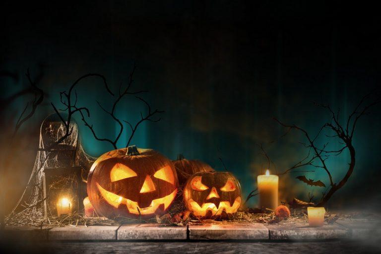 Хеллоуин — праздник ужаса
