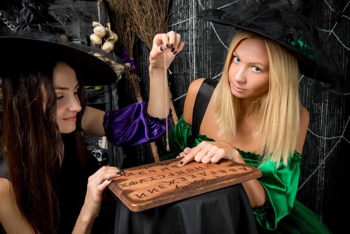 Хеллоуин – праздник ужаса - Гаданияна Хэллоуин
