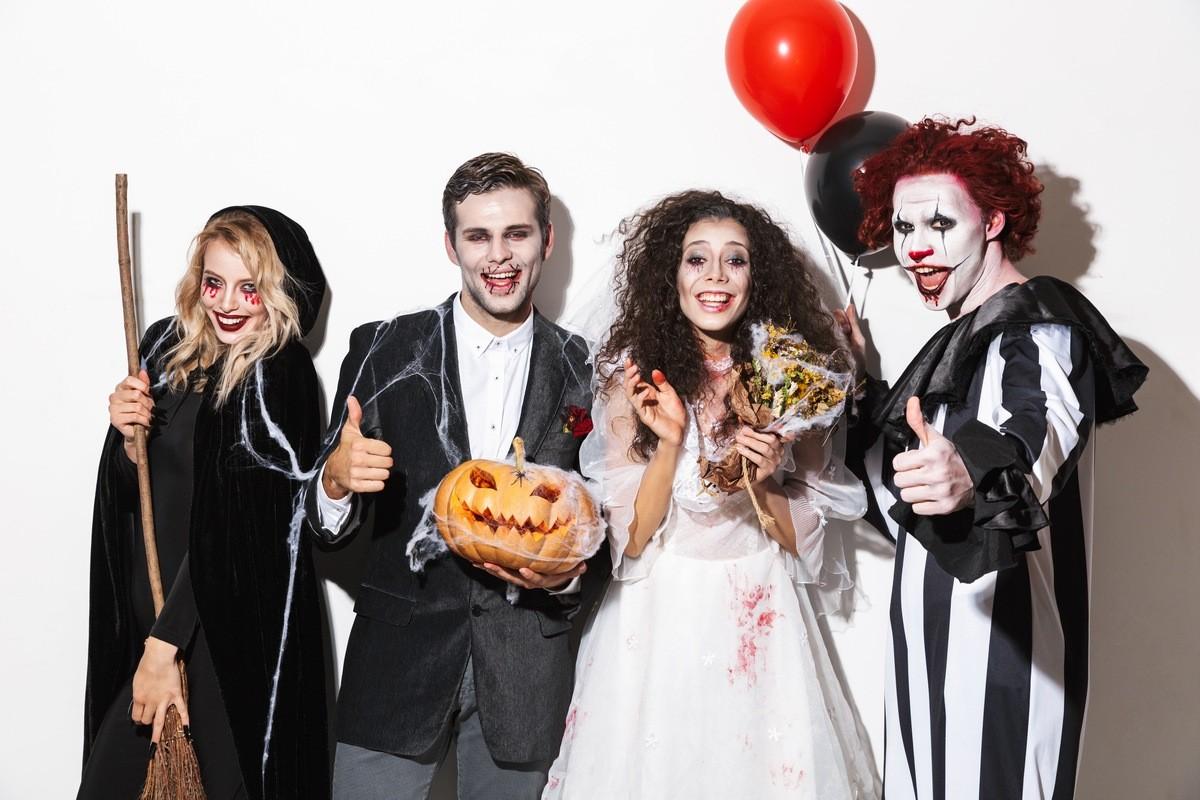 Хеллоуин – праздник ужаса - Карнавалы на Хэллоуин