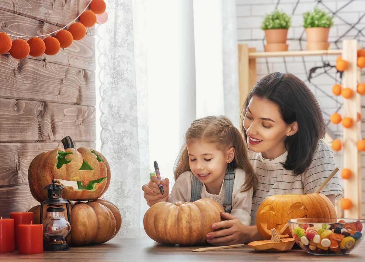 Хеллоуин – праздник ужаса - Подготовка к Хеллоуину