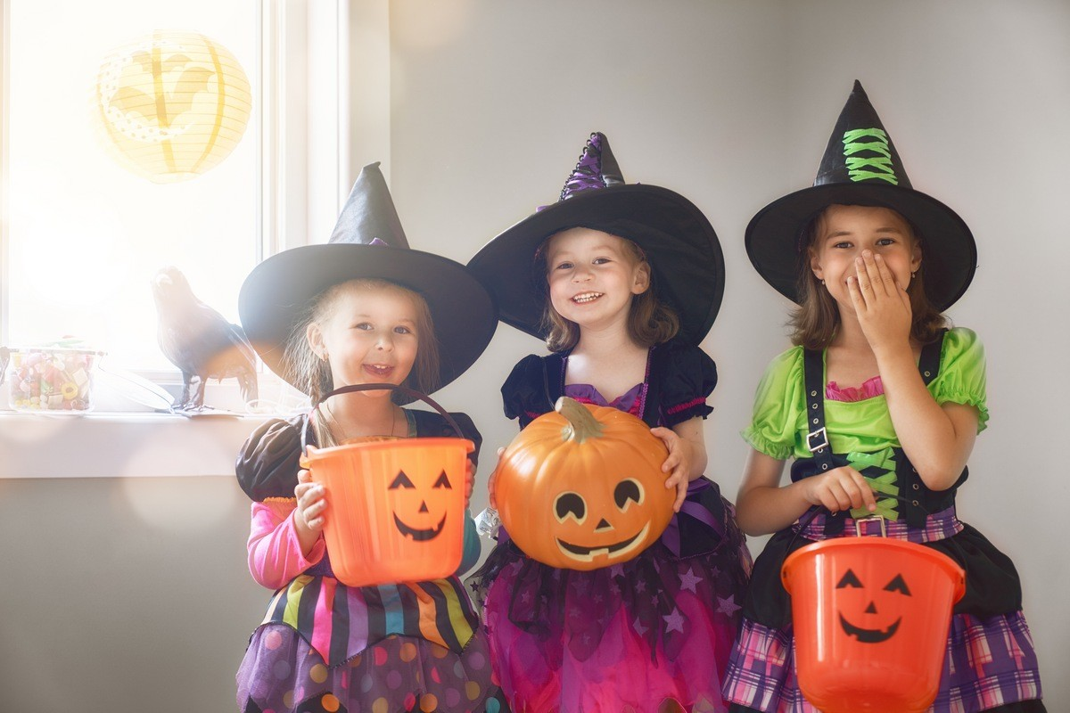 Хеллоуин – праздник ужаса - Trick or Treat