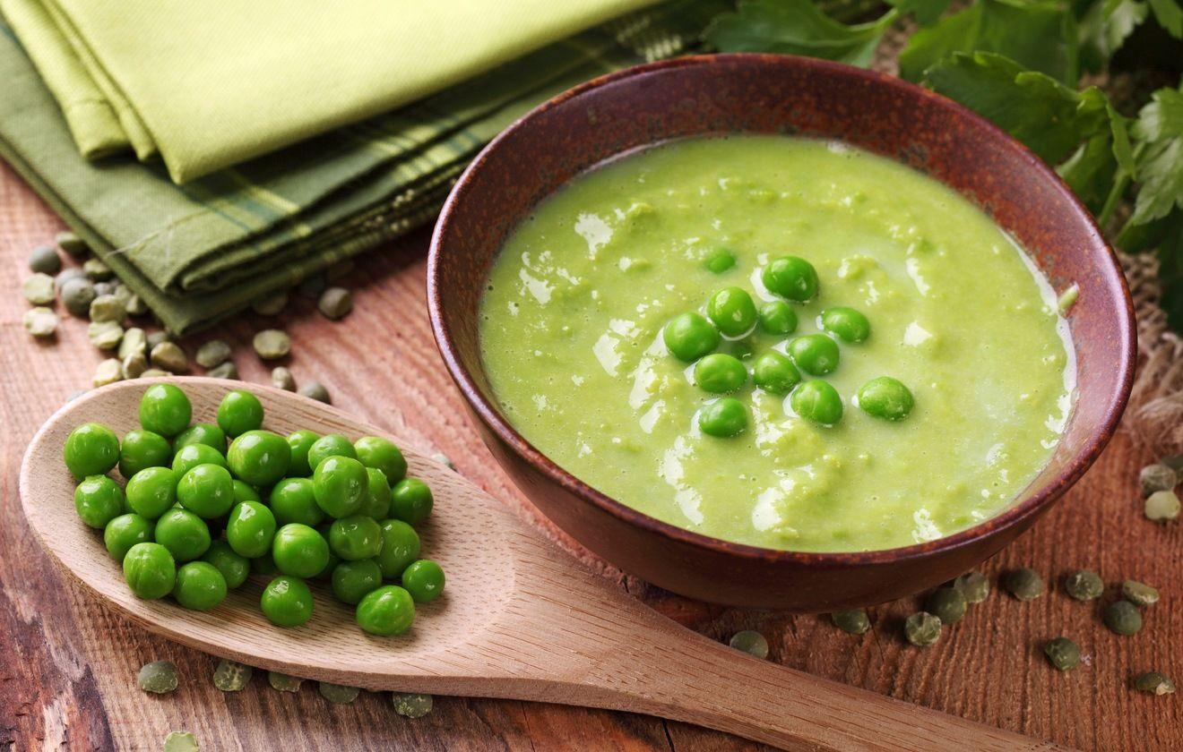 Рецепты фантастически вкусных супов - Гороховый суп