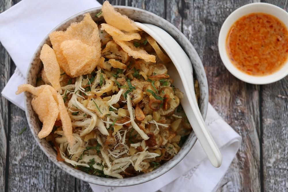 Рецепты фантастически вкусных супов - Куриный суп с лавашем
