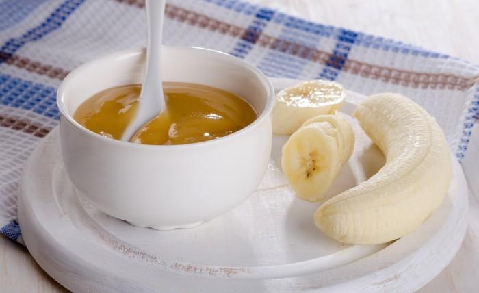 Банановый лосьон