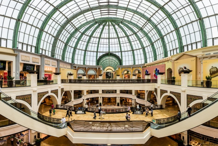 Торговые центры в Дубае