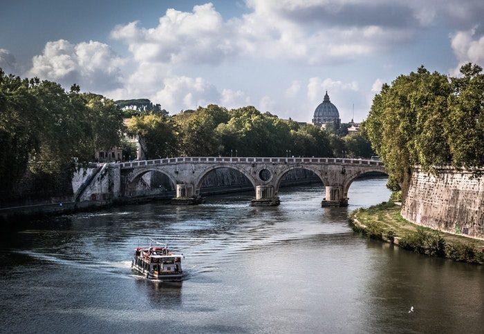 15 удивительных мест Европы, которые стоит посетить Рим