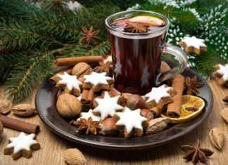 5 алкогольных новогодних напитков