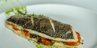 Рецепт приготовления рыбы Налим с сельдереем
