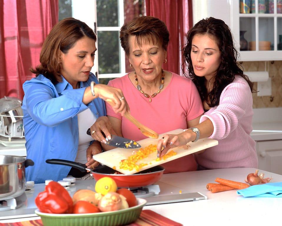 10 лучших подарков для мамы - Приготовленная домашняя еда