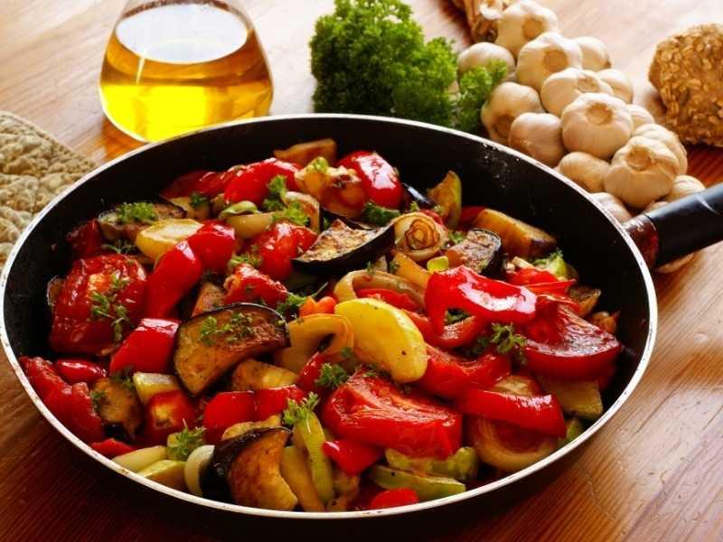 3 варианта приготовления блюда рататуй