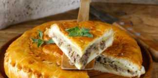 3 замечательных рецепта пирогов с мясной начинкой