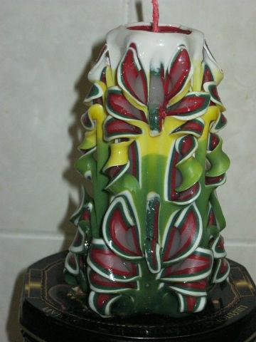 Подарочный Мир Резных Свечей в Виде Змеи и Не Только к Новому 2013 Году
