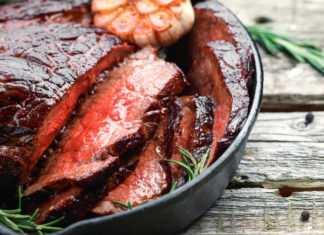 4 новогодних блюда из говядины