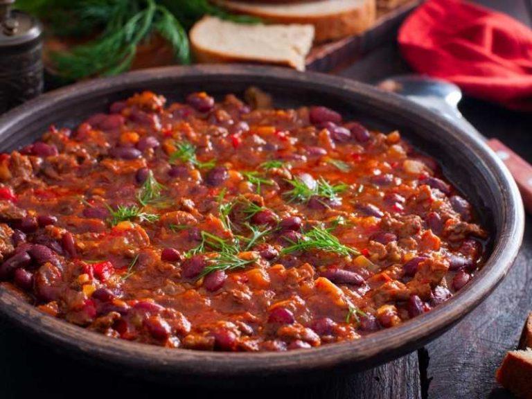 4 новогодних рецепта для блюд из фасоли