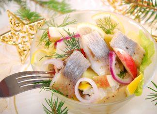 4 новогодних рецепта для селедки