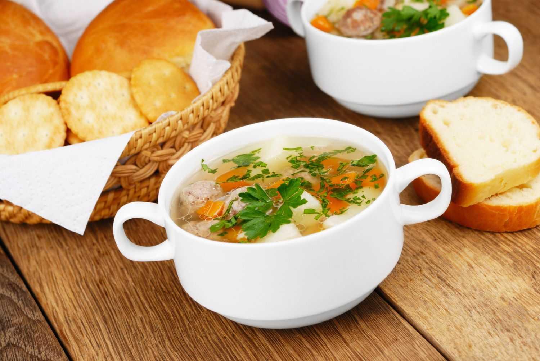 6 великолепных рецептов гарниров для супов