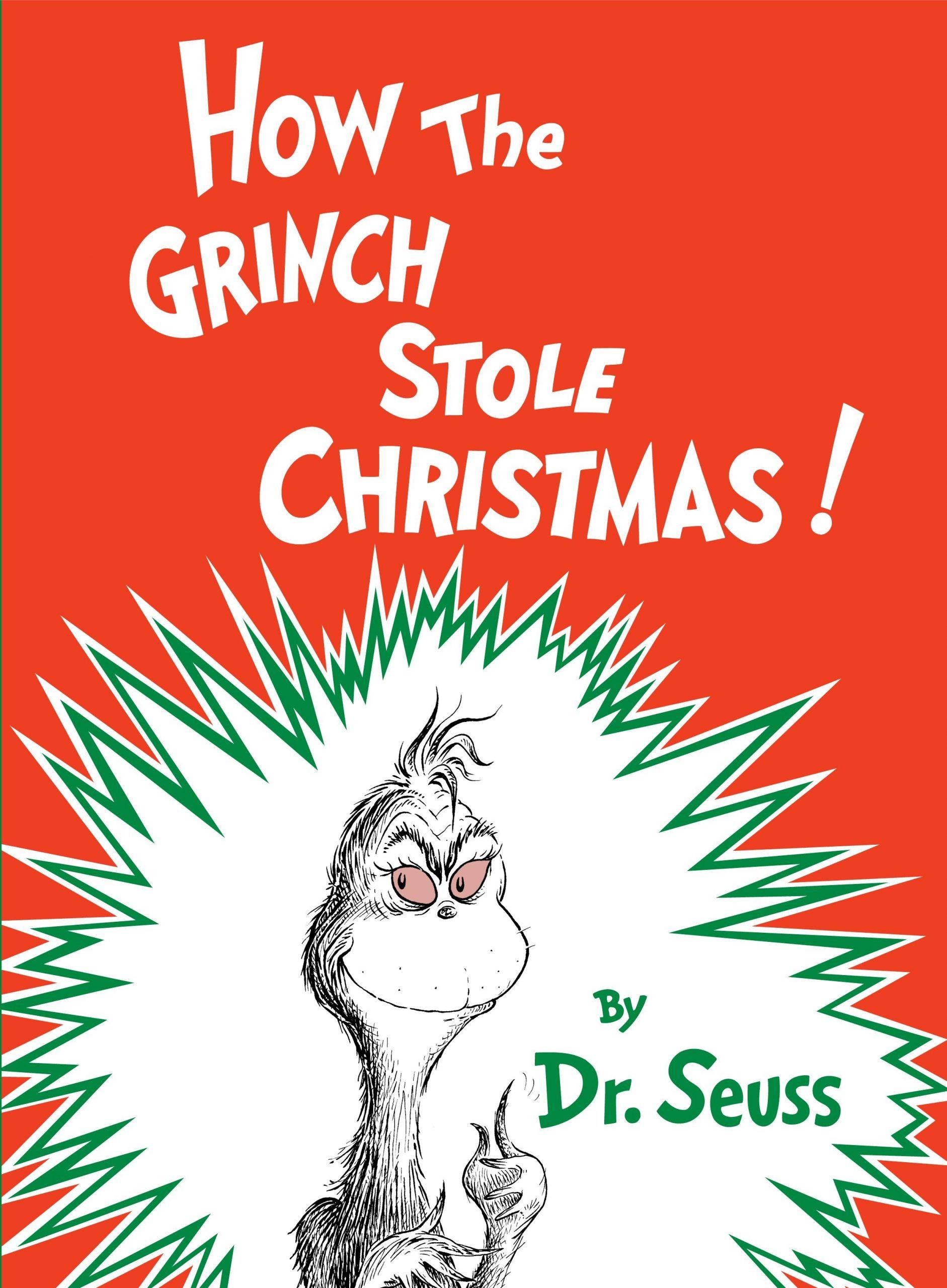 Доктор Сьюз «Как Гринч украл Рождество»