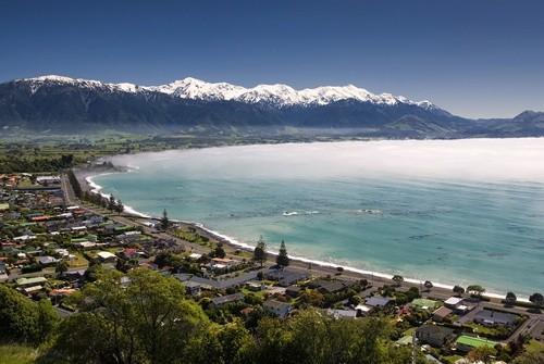 Кайкаура, Новая Зеландия