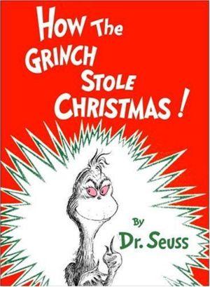 Доктор Сьюз Как Гринч украл Рождество