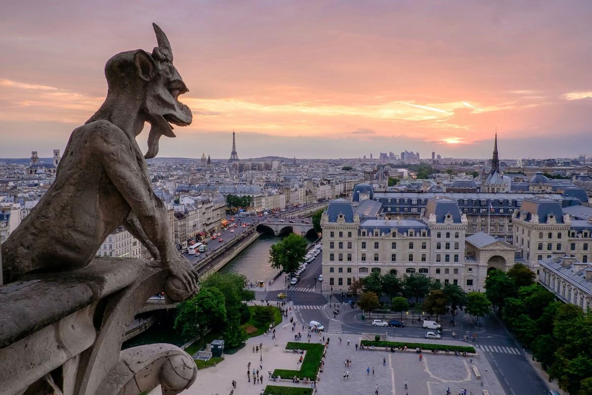 Top 10 Reiseziele in Frankreich 2