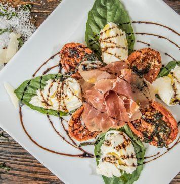 3 замечательных блюда с моцареллой