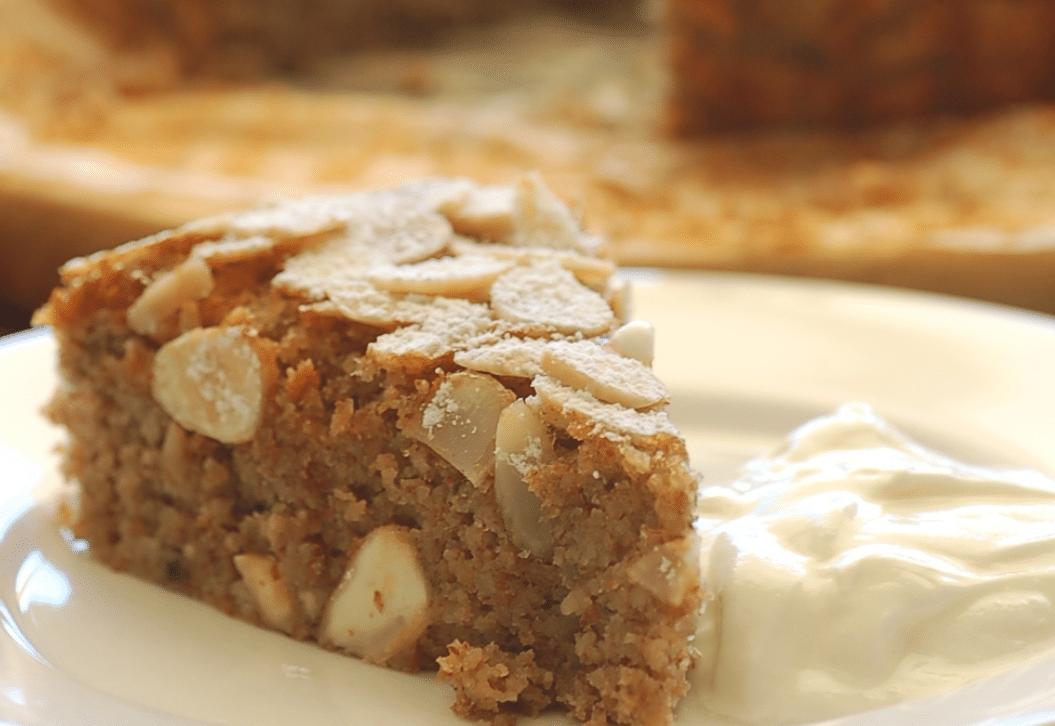 4 рецепта тортов без использования яиц Банановый пирог с овсянкой