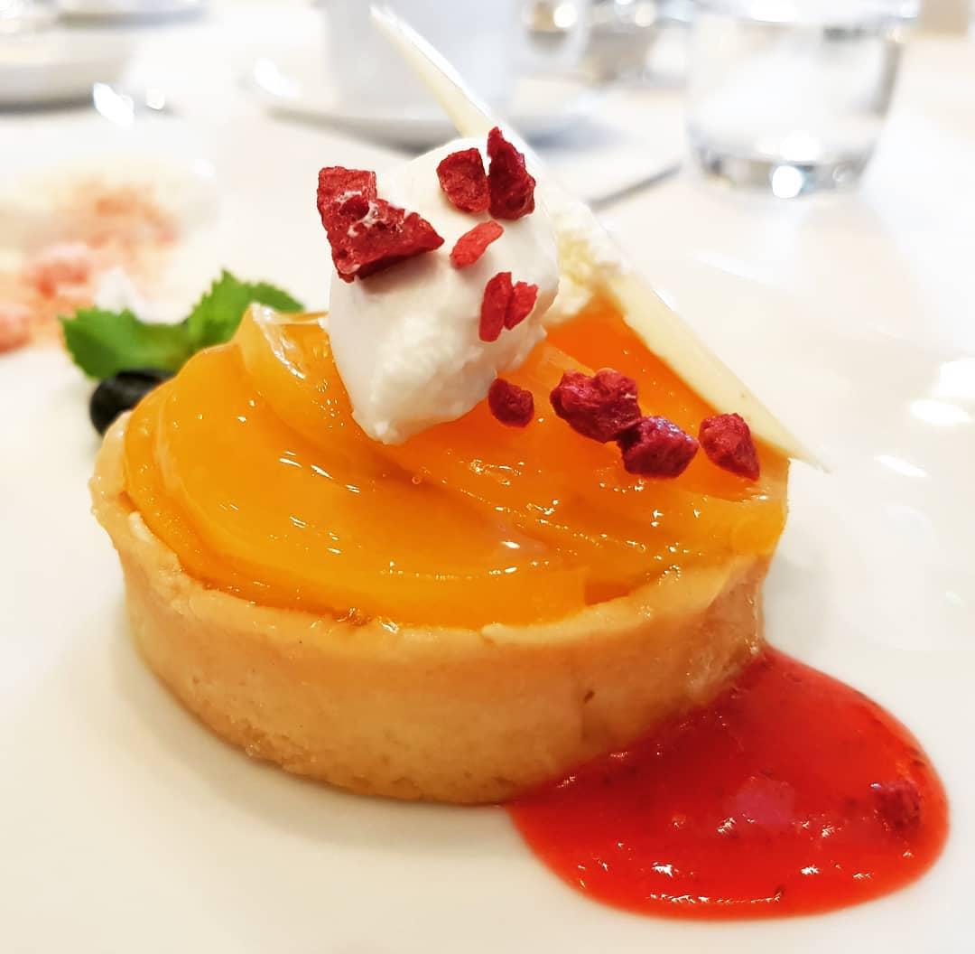 4 рецепта тортов без использования яиц Лимонно-абрикосовый пирог