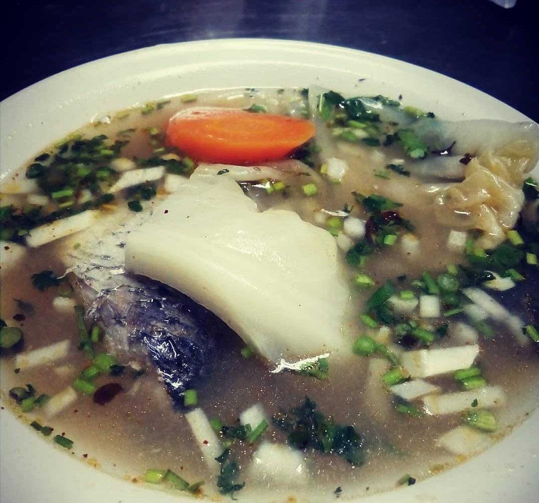 5 фантастических супов - Уха