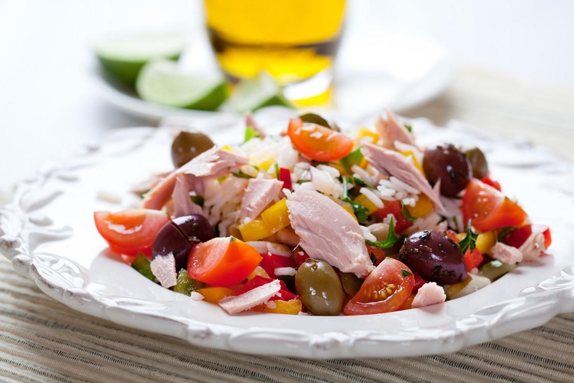 5 простых рецептов питательных салатов