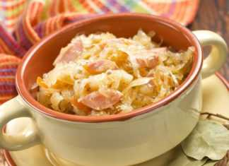 5 вкуснейших рецептов с квашеной капустой