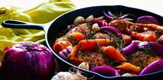 7 рецептов блюд с использованием репчатого лука