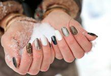 8 советов по уходу за ногтями зимой