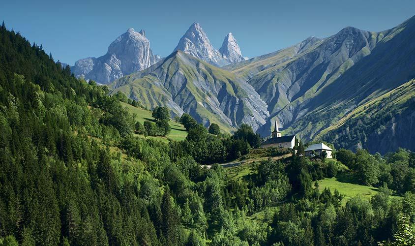 Die Alpen - 10 besten Urlaubsziele in Frankreich