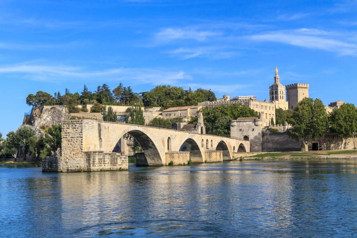 Avignon - Top 10 Reiseziele in Frankreich