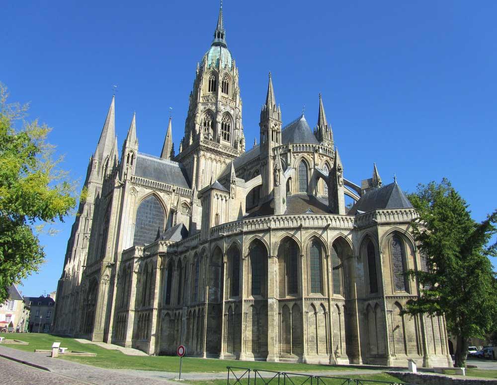 Bayeux - 10 besten Urlaubsziele in Frankreich