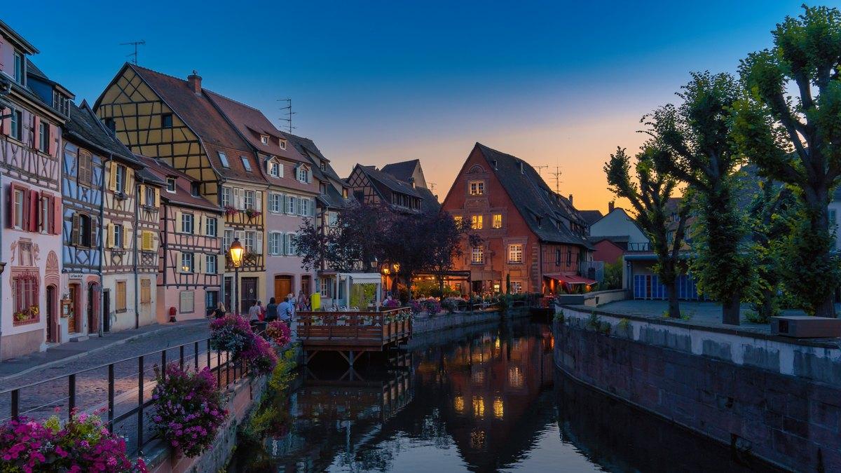 Elsass-Lothringen-Kreuzfahrt - Top 10 Reiseziele in Frankreich