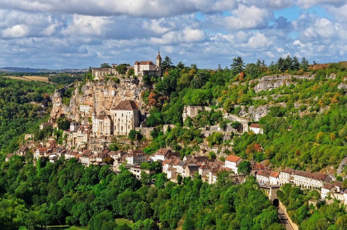 Rocamadour - 10 besten Übernachtungsmöglichkeiten in Frankreich