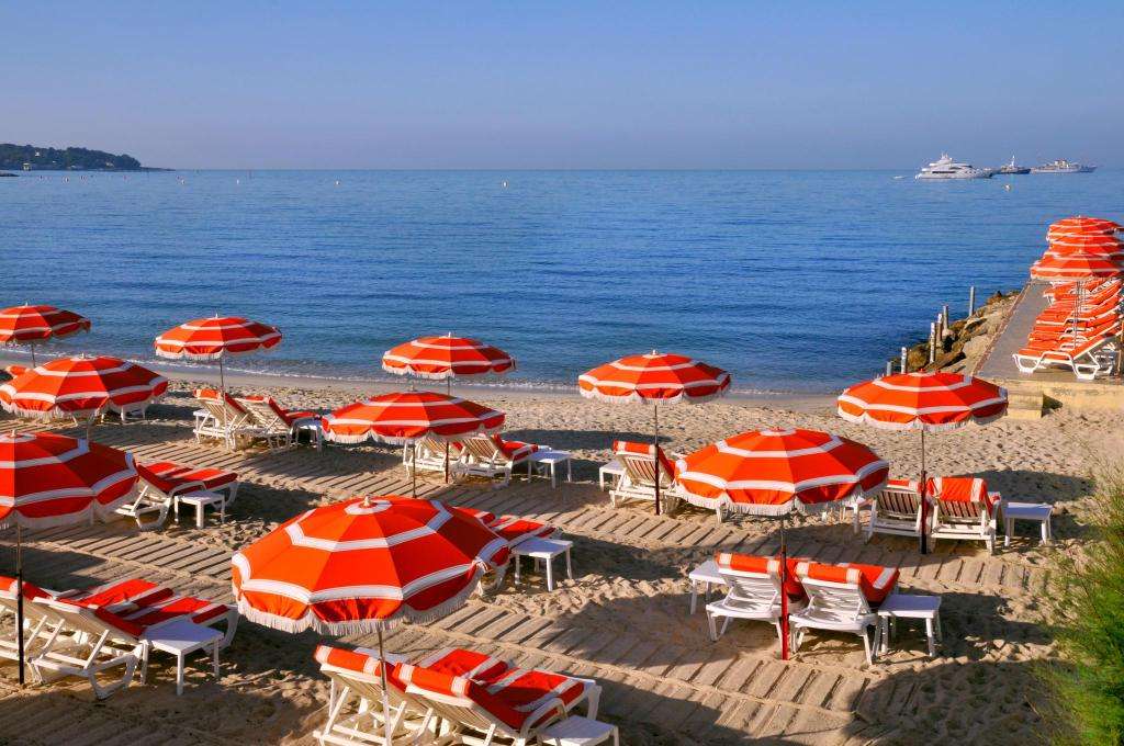 Juan-les-Pins - Top 10 Reiseziele in Frankreich
