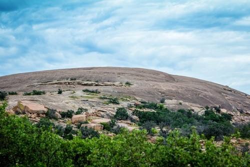 Фредериксберг, Заколдованная скала