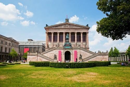 Посетите Берлинскую картинную галерею