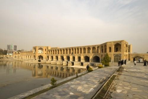 Мосты в Исфахане