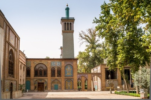 Музей в Тегеране