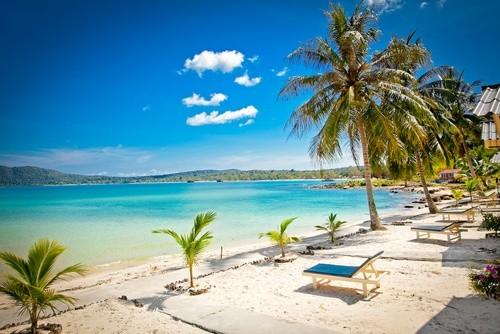Восхитительные пляжи