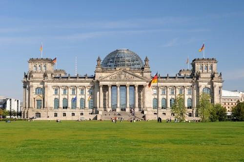 Посетить заседание парламента в Рейхстаге