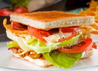 Жареный бутербро