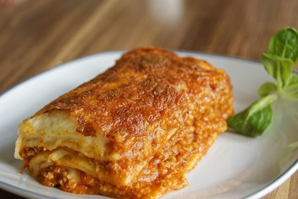 4 простых и вкусных блюда из макарон - Ленивая лазанья
