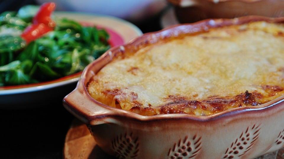 4 простых и вкусных блюда из макарон - Запеканка из сардины и макарон