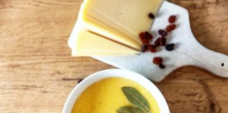4 рецепта сырного супа