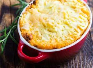 5 блюд с мясом и картофелем