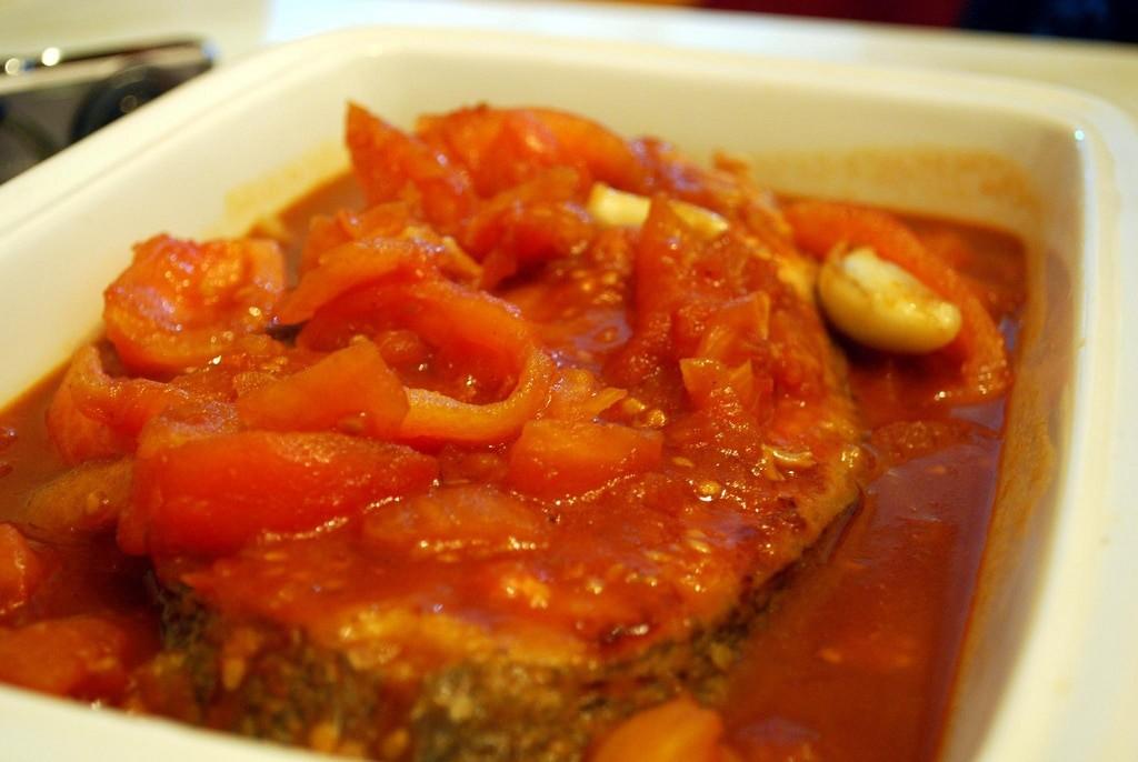 5 фантастически вкусных рецептов рыбы Треска, припущенная в томатном бульоне